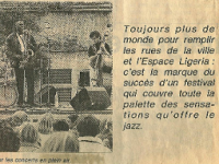 Festival Jazz en Touraine article